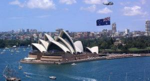 australia comercio inteligente