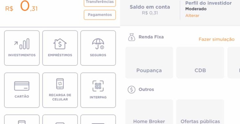 home broker banco inter