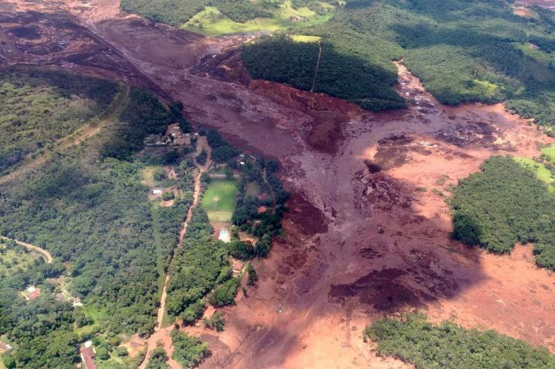 Vale tem 11 bilhões de reais bloqueados por conta da tragédia de Brumadinho