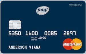 meu pag é bom cartão conta