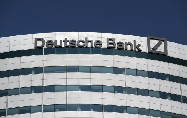 Deutsche Bank vai atrair banqueiros de investimento para revitalização de até US $ 5,6 bilhões