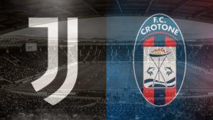 Juventus x Crotone ao vivo