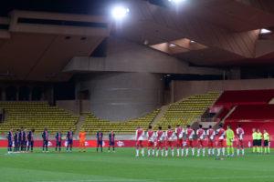 PSG x Monaco - Divulgação/Ligue 1